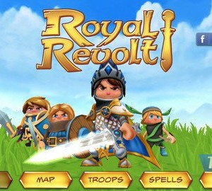 Royal Revolt! Ekran Görüntüleri - 5