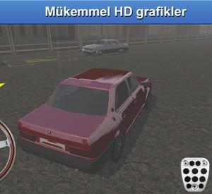 Şahin Park Etme Simülatörü Ekran Görüntüleri - 2