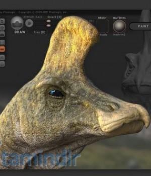 Sculptris Ekran Görüntüleri - 1