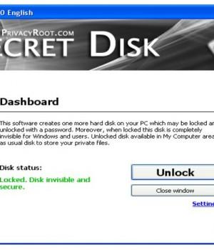 Secret Disk Ekran Görüntüleri - 2