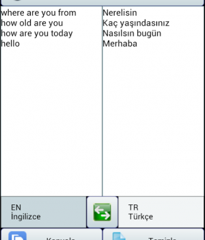 Sesten Yazıya Çeviri TTS Ekran Görüntüleri - 7