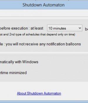 Shutdown Automaton Ekran Görüntüleri - 3