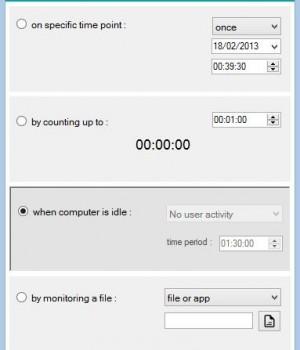 Shutdown Automaton Ekran Görüntüleri - 2