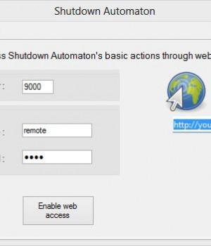 Shutdown Automaton Ekran Görüntüleri - 1
