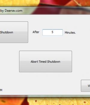 Shutdown Helper Ekran Görüntüleri - 1
