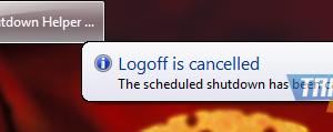 Shutdown Helper Ekran Görüntüleri - 3