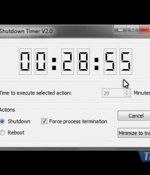 Shutdown Timer Ekran Görüntüleri - 2