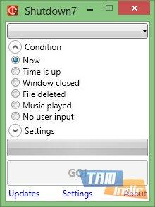 Shutdown7 Ekran Görüntüleri - 1