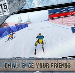Ski Challenge 15 Ekran Görüntüleri - 2