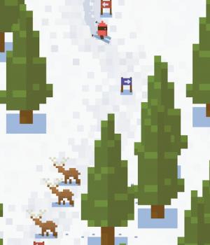 Skiing Yeti Mountain Ekran Görüntüleri - 4