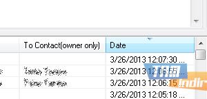 Skype History Cleaner Ekran Görüntüleri - 1
