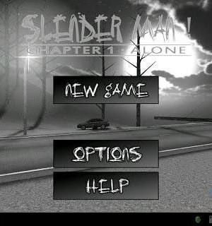 Slender Man! Chapter 1: Free Ekran Görüntüleri - 2