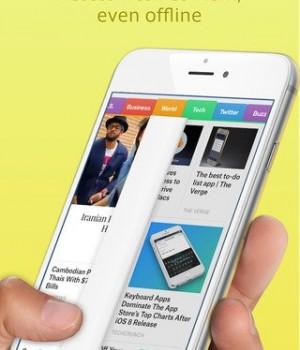 SmartNews Ekran Görüntüleri - 3