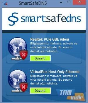 SmartSafeDNS Ekran Görüntüleri - 3