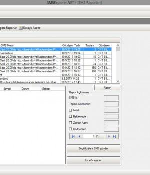 Smsexplorer.NET Ekran Görüntüleri - 3