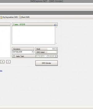 Smsexplorer.NET Ekran Görüntüleri - 5
