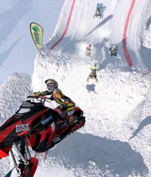 Snow Moto Racing Freedom Ekran Görüntüleri - 3