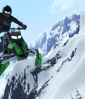 Snow Moto Racing Freedom Ekran Görüntüleri - 1