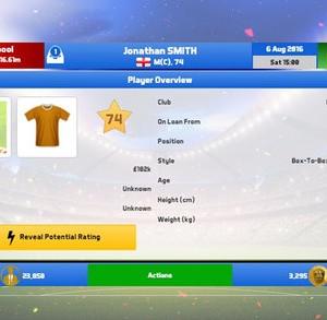 Soccer Manager 2017 Ekran Görüntüleri - 5