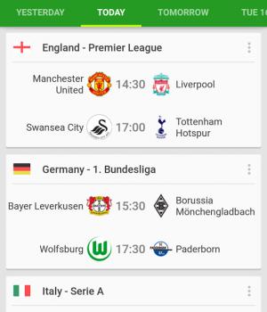 Soccer Scores Ekran Görüntüleri - 7