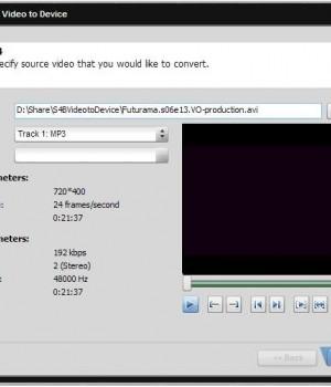 Soft4Boost Video to Device Ekran Görüntüleri - 2