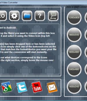 SoftKlan Android Video Converter Ekran Görüntüleri - 1