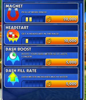 Sonic Dash Ekran Görüntüleri - 1