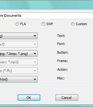 Sothink SWF Decompiler Ekran Görüntüleri - 2