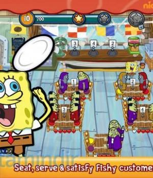 SpongeBob Diner Dash Ekran Görüntüleri - 3