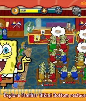 SpongeBob Diner Dash Ekran Görüntüleri - 2