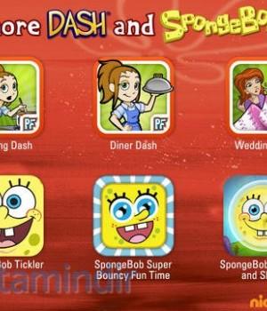 SpongeBob Diner Dash Ekran Görüntüleri - 1