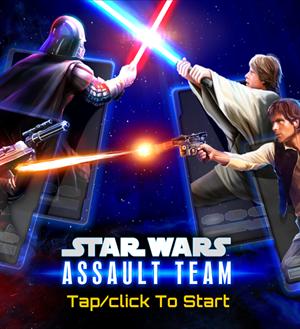 Star Wars: Assault Team Ekran Görüntüleri - 4