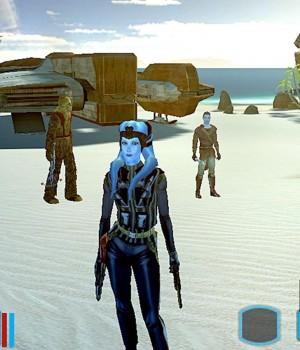 Star Wars: Knights of the Old Republic Ekran Görüntüleri - 4