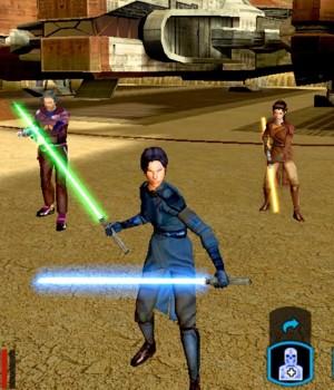 Star Wars: Knights of the Old Republic Ekran Görüntüleri - 1