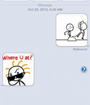 Stick Texting Ekran Görüntüleri - 1
