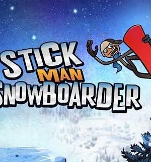 Stickman Snowboarder Ekran Görüntüleri - 5