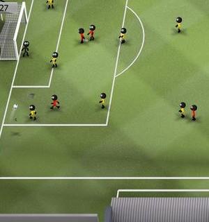 Stickman Soccer Ekran Görüntüleri - 4