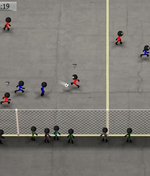 Stickman Soccer Ekran Görüntüleri - 3