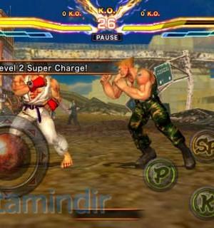 STREET FIGHTER X TEKKEN Gauntlet Ekran Görüntüleri - 2