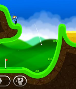 Super Stickman Golf 3 Ekran Görüntüleri - 5