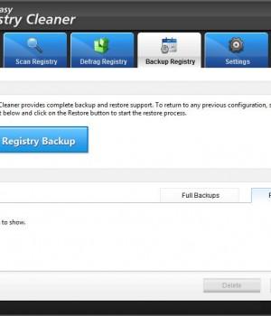 SuperEasy Registry Cleaner Ekran Görüntüleri - 2