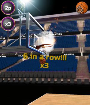 Swipe Basketball 3D Ekran Görüntüleri - 4