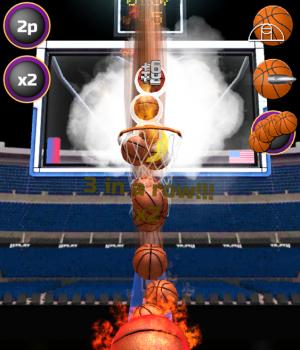 Swipe Basketball 3D Ekran Görüntüleri - 2