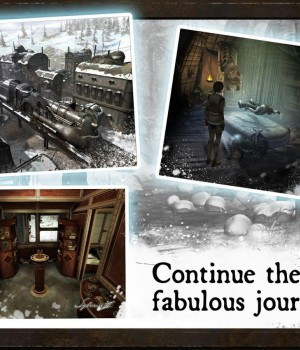 Syberia 2 Ekran Görüntüleri - 3