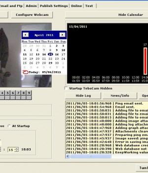 TeboCam Ekran Görüntüleri - 1
