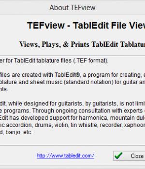 TEFview Ekran Görüntüleri - 3