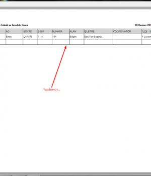 Teom - Stajyer Takip Programı Ekran Görüntüleri - 2