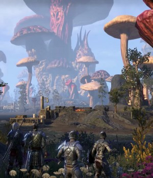 The Elder Scrolls Online - Morrowind Ekran Görüntüleri - 1