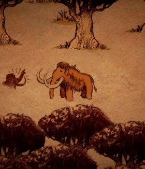 The Mammoth: A Cave Painting Ekran Görüntüleri - 4
