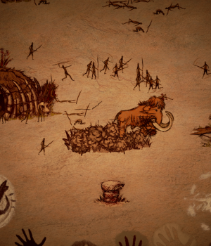 The Mammoth: A Cave Painting Ekran Görüntüleri - 1